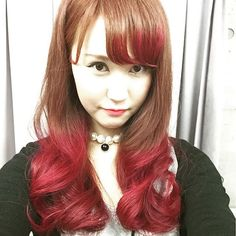 Vicky Ayako @vickyayako カラーしてもらっ...Instagram photo | Websta (Webstagram)