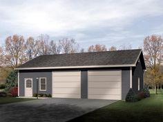 Ranch Elevation of Plan 49149