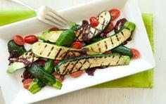 Grilled Zucchini with Kalamata Vinaigrette | Whole Foods Market