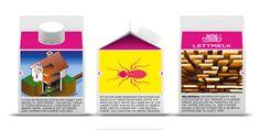 Developed in Tangram/Bates United. Packaging Design, Vans, Packing, The Unit, Bag Packaging, Van, Package Design