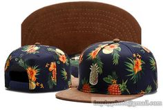 Cayler & Sons Pineapple Snapback Hats|only US$6.00 - follow me to pick up couopons.