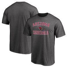 0dc36cde4 Arizona Cardinals NFL Pro Line by Fanatics Branded Victory Arch T-Shirt -  Gray