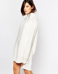 French Connection Oversized Jumper Dress