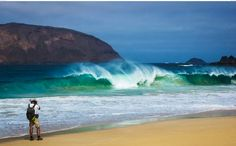 Playa de las Conchas, La Graciosa, Canary Islands
