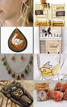 Spring is coming by Maria Grazia Pileggi on Etsy--Pinned with TreasuryPin.com