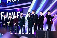 Melon Music Awards #exo