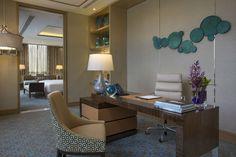 Presidential Villas - Michael Fiebrich Design. Crown Towers, Manila