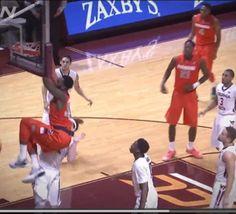 NCAA: dunks of the week (ACC) #NCAA: #dunks of the week (ACC) #basketbelgium
