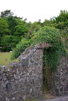 Old Gate, Letterkenny, Ireland