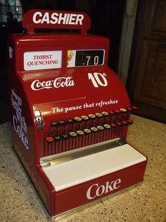 Coca Cola National Cash Register