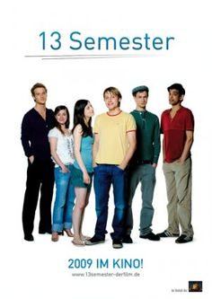 13 Semester. Very funny.