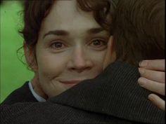 "Fanny  & Edmund of ""Mansfield Park"""