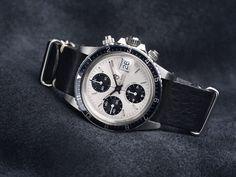 Tudor 'Big Block' 79170 Chronograph on B&S NATO. (Click on photo for high-res. image.) Photo found here: https://bulangandsons.com/portfolio_page/tudor-big-block-79170-chronograph/