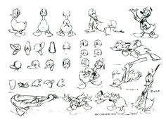 donald duck early years - Google Search