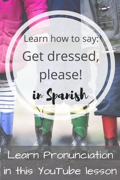 Learn how to pronounce this correctly in this YouTube short video and learn a lot more phrases in Spanish!  #learnspanish #familytravel Free Spanish Lessons, Learning Spanish, Spanish Phrases, How To Pronounce, Family Travel, Water Bottle, Youtube, Learn Spanish, Family Trips