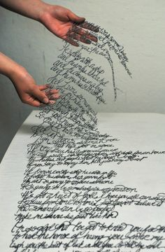 Your Song Typography Art by Antonius Bui #typography #art #creative