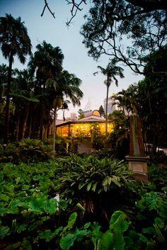 Botanic Gardens Restaurant   Sydney Wedding Venue   Image: La Belle Mariee