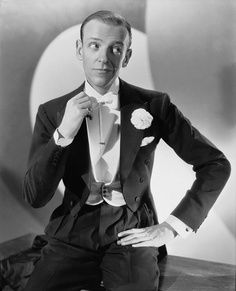 Mr Fred Astaire's Anderson & Sheppard White Tie.