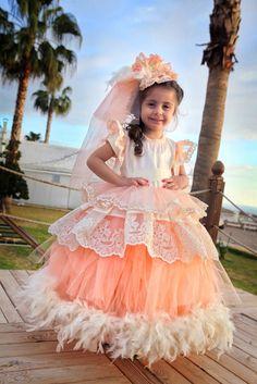 Tütü Elbise / Tutu Dress l Özel Tasarım Çocuk Kıyafetleri & Aksesuarlar