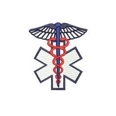 Broderie Croix de vie CADU-C