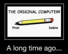 I was alive then and used this amazing tool!