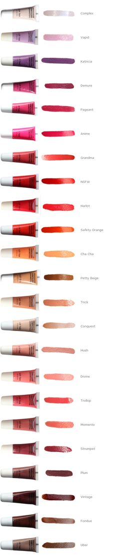 OCC Lip Tars > most of these seem quite intimidating, but.. I need to try it