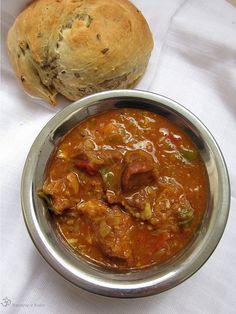 Recepty z Indie: Barani gulas