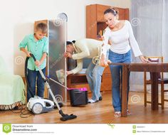 pictures of hosework - Google Search Family Pictures, Vacuums, Home Appliances, Desk, Google Search, Furniture, Home Decor, House Appliances, Family Pics