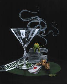 Gambling - Michael Godard