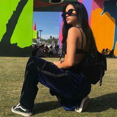 Image about girl in Coachella by Queen Martin Moda Instagram, Maggie Lindemann, Trendy Fashion, Girl Fashion, Fashion Outfits, Cheap Fashion, Fashion 2017, Fashion Women, Coachella