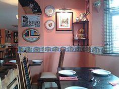Don Diego Tapas Restaurant Bar, Sutton Coldfield. Tapas Restaurant, Sutton Coldfield, Spanish Tapas, Birmingham Uk, Gallery Wall, Home Decor, Interior Design, Home Interior Design, Home Decoration