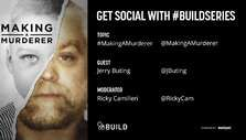 Jerry Buting LIVE on AOL BUILD
