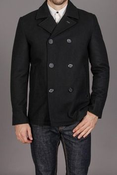 cant go wrong wit a pea coat