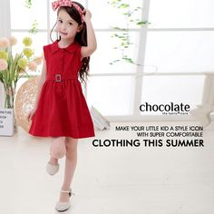 Make ur little kid style icon with super comfortable clothing this summer at ChocolateFamily www.chocolatefamily.com