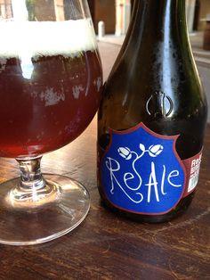 Birra del Borgo Re Ale Brewed by Birra del Borgo Style: American Pale Ale Borgorose (RI), Italy