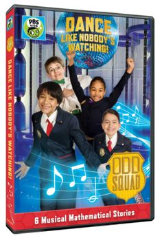 I received the product below to review in exchange for sharing my honest opinion. Odd Squad: Dance Like Nobody Is Watching Released: March 14, 2016 Running Time: 90 minutes From listening to Delivery Doug sing about egg salad sandwiches to hearing Agent Olaf's potato song, this DVD is filled with...