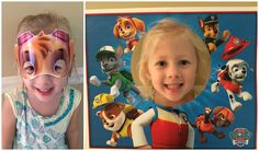 Hi! I'm still here! I've been too busy to blog lately, but Clara just celebrated her 4th birthday and the Paw Patrol party was a HUGE hit ...