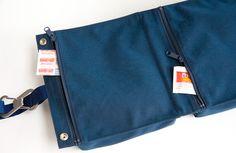 cordura diy dopp kit // taylor tailor