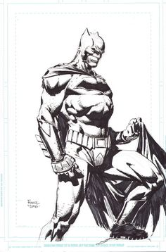 Batman by David Finch