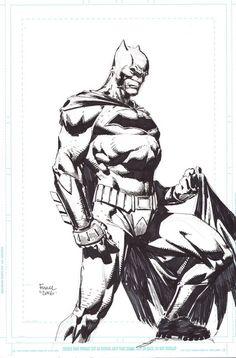 Batman by David Finch