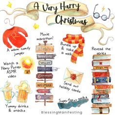 Image: october self-care. Image: you have permission. Image: harry potter self care. Harry Potter Letter, Harry Potter Classroom, Harry Potter Drawings, Harry Potter Christmas, Healthy Cat Treats, Christmas Drawing, Comic Movies, Posca, Holiday Cards