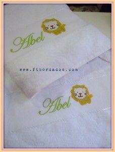 DSCN5121 toalla personalizada