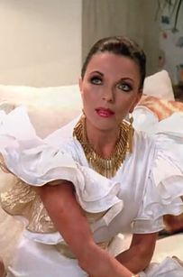 """When in doubt add some ruffles to your dress… 