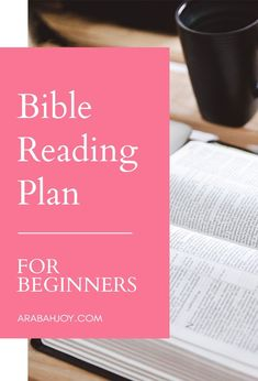 Study the Bible on your own, even as a beginner, with these free Bible reading plans! Use these Scripture guides to help you understand the Bible and feel confident in reading the Bible on your own. || Arabah Joy