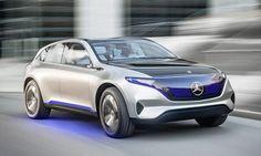 Daimler будет производить электрические автомобили на существующих заводах Mercedes   Новости автомира на dealerON.ru