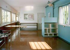 Le Corbusier designed Villa Le Lac as a lakeside home for his parents
