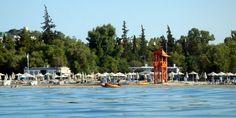 Пляж Вульягмени Athens, Beaches, Greece, Explore, Beach, Greek, Athens Greece, Exploring