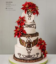 Nina Notaro | Manitoba, CA | Cake Central Magazine, March-April 2014