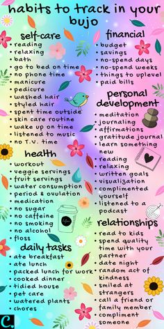 Awesome Bullet journal habit tracker ideas That I'm Here For! #habits #habittracker #bujoideas #bujoinspiration Bullet Journal Simple, Self Care Bullet Journal, Bullet Journal Tracker, Bullet Journal Spread, Bullet Journal Layout, Routine Chart, Art Of Manliness, Good Habits, Healthy Habits
