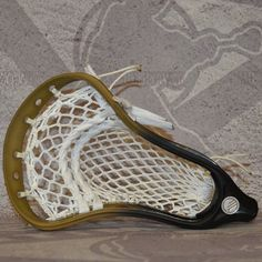 #Lacrosse Unlimited Mike C Custom Dyed Complete Lacrosse Head. #lacrosse #lax #midfield